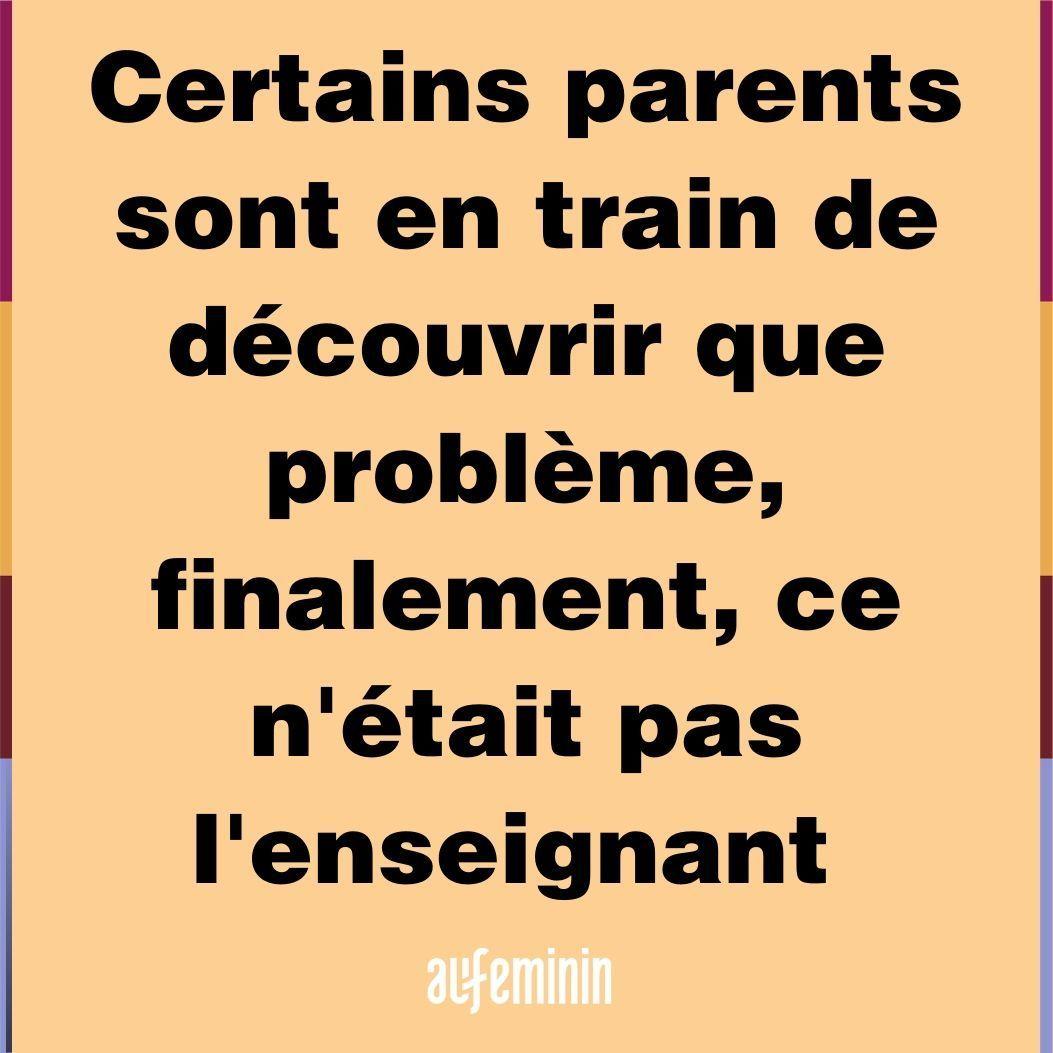 Les Phrases De Parents Les Plus Droles Sur Le Confinement