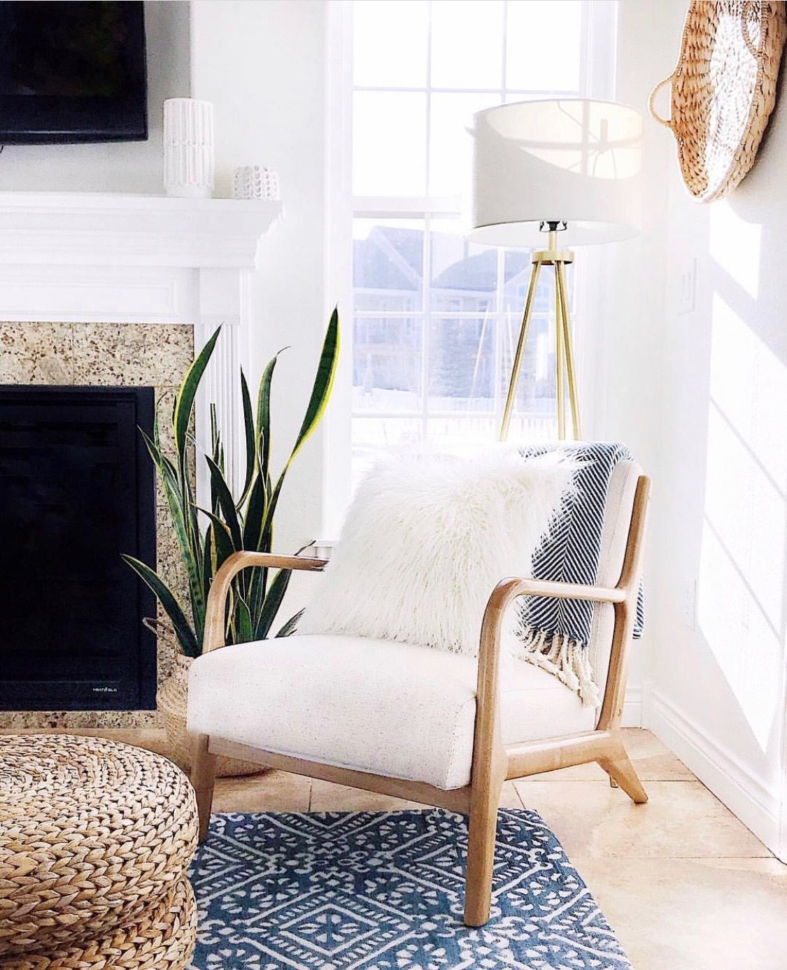 Pin by Bridget Downey on Boho Style in 2019 | Modern white ...