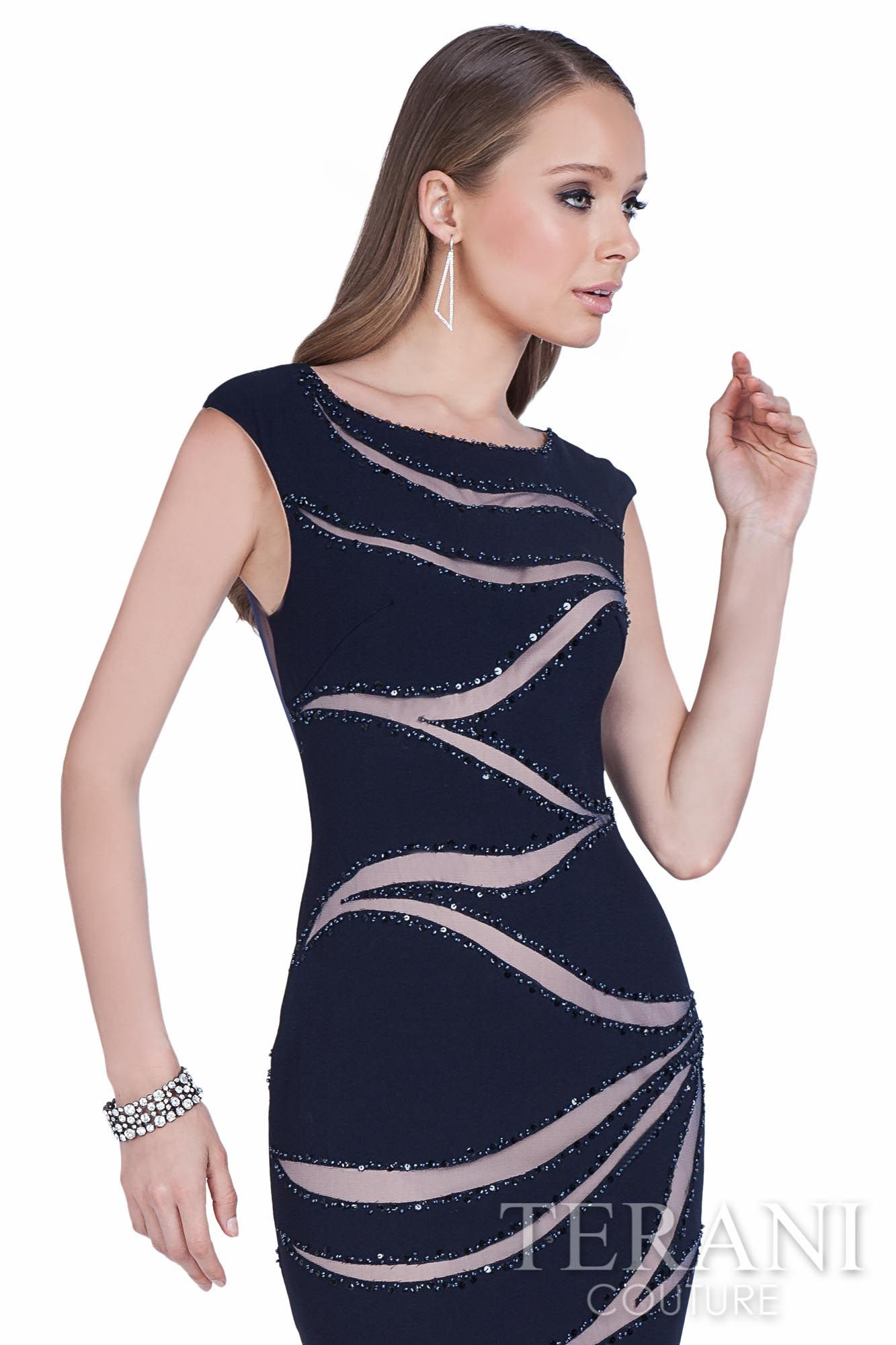 Terani Couture - 2016 Cocktail Dress Style: 1611C0019 #cocktail ...