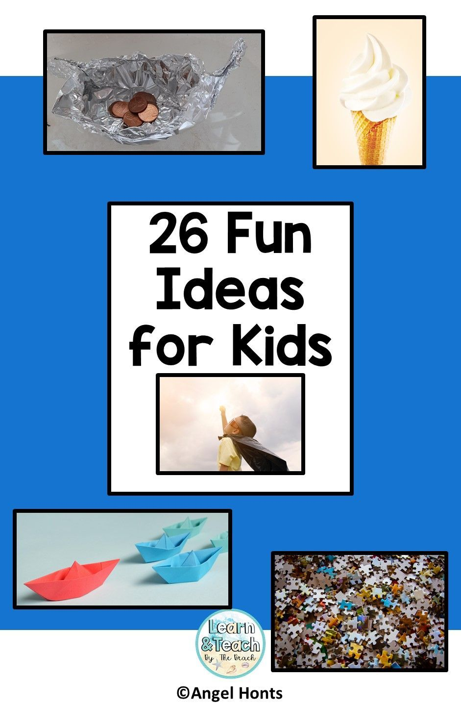 Photo of Fun Ideas for 1st and 2nd graders