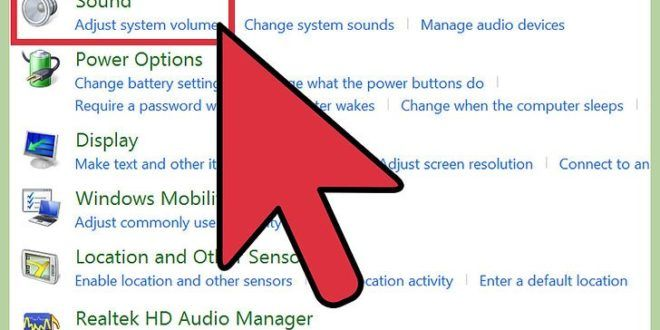 my computer audio is not working windows 10