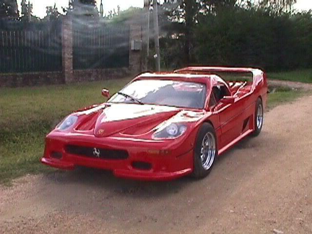Ferrari F40 Replica Kit Car Of These Kit Car Replicas Http Sportscarx Com Kit Cars Kit Cars Replica Car Fails
