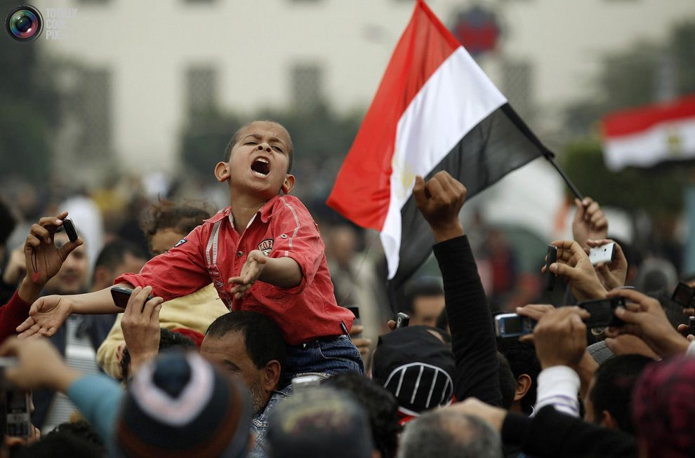 The Egypt Protests Egypt New World Arab Spring