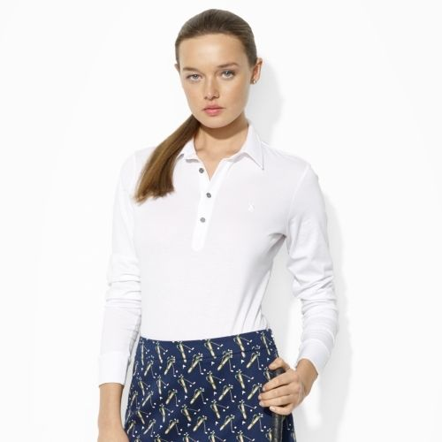 Ralph Lauren Tailored Golf-Fit Polo on shopstyle.com