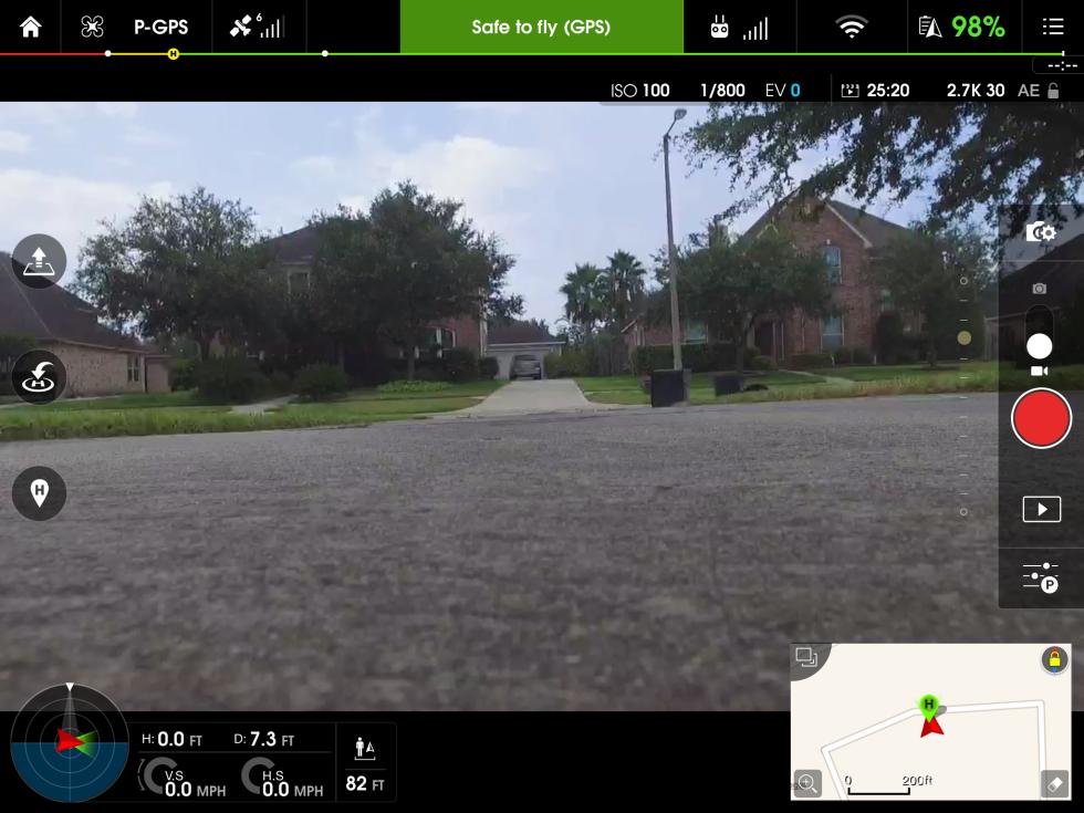 Flying DJI's new Phantom 3 Standard—better software, better camera