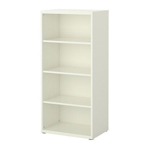 $80 BESTÅ Shelf unit IKEA 3 adjustable shelves. Adjustable feet for stability on uneven floors.