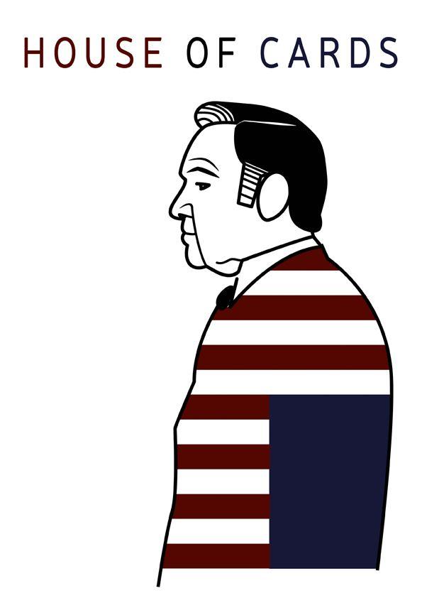 Frank UNDERWOOD (vector) by john-john