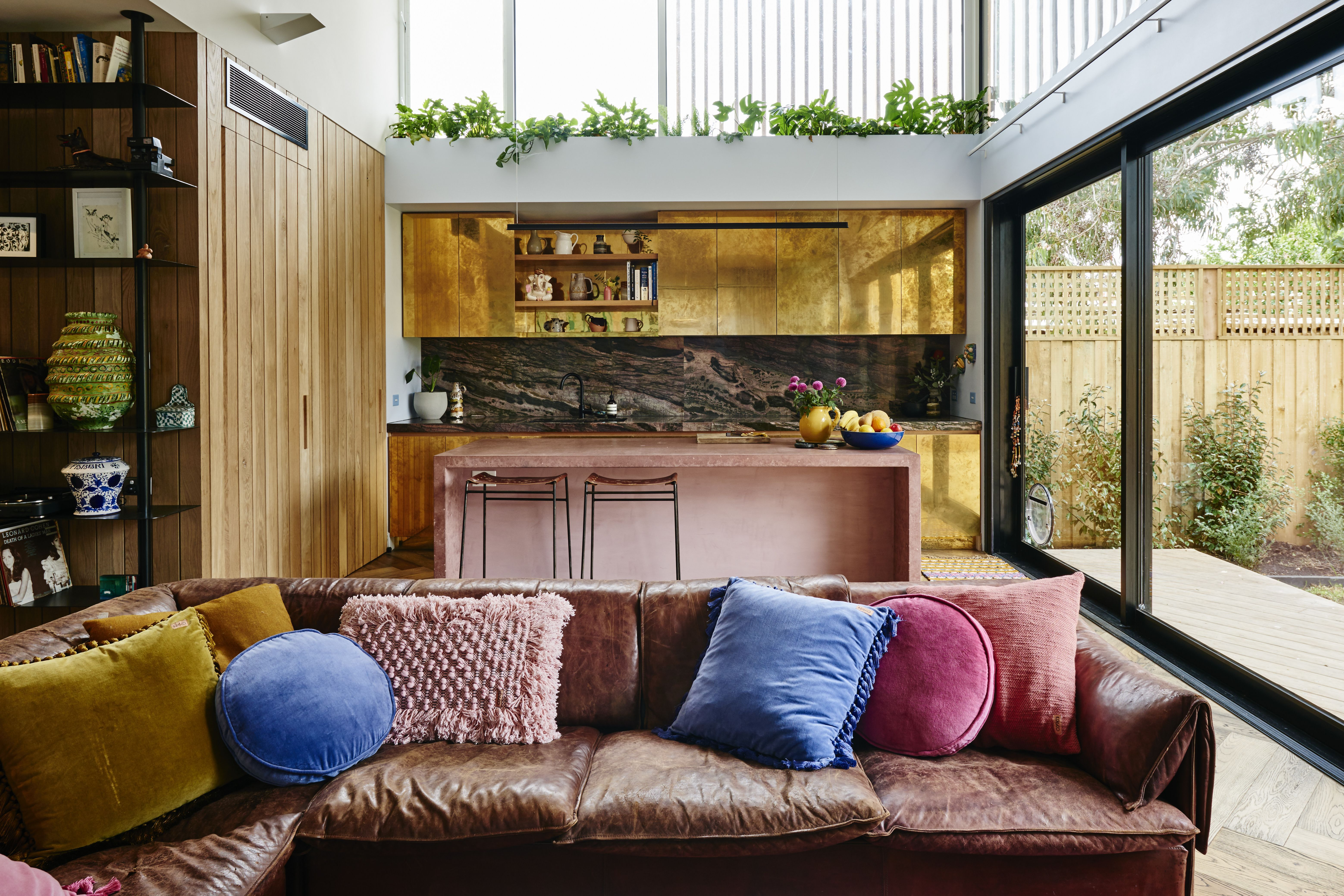 A Kip&Co Founder's Stunning, Modern Melbourne Home Home