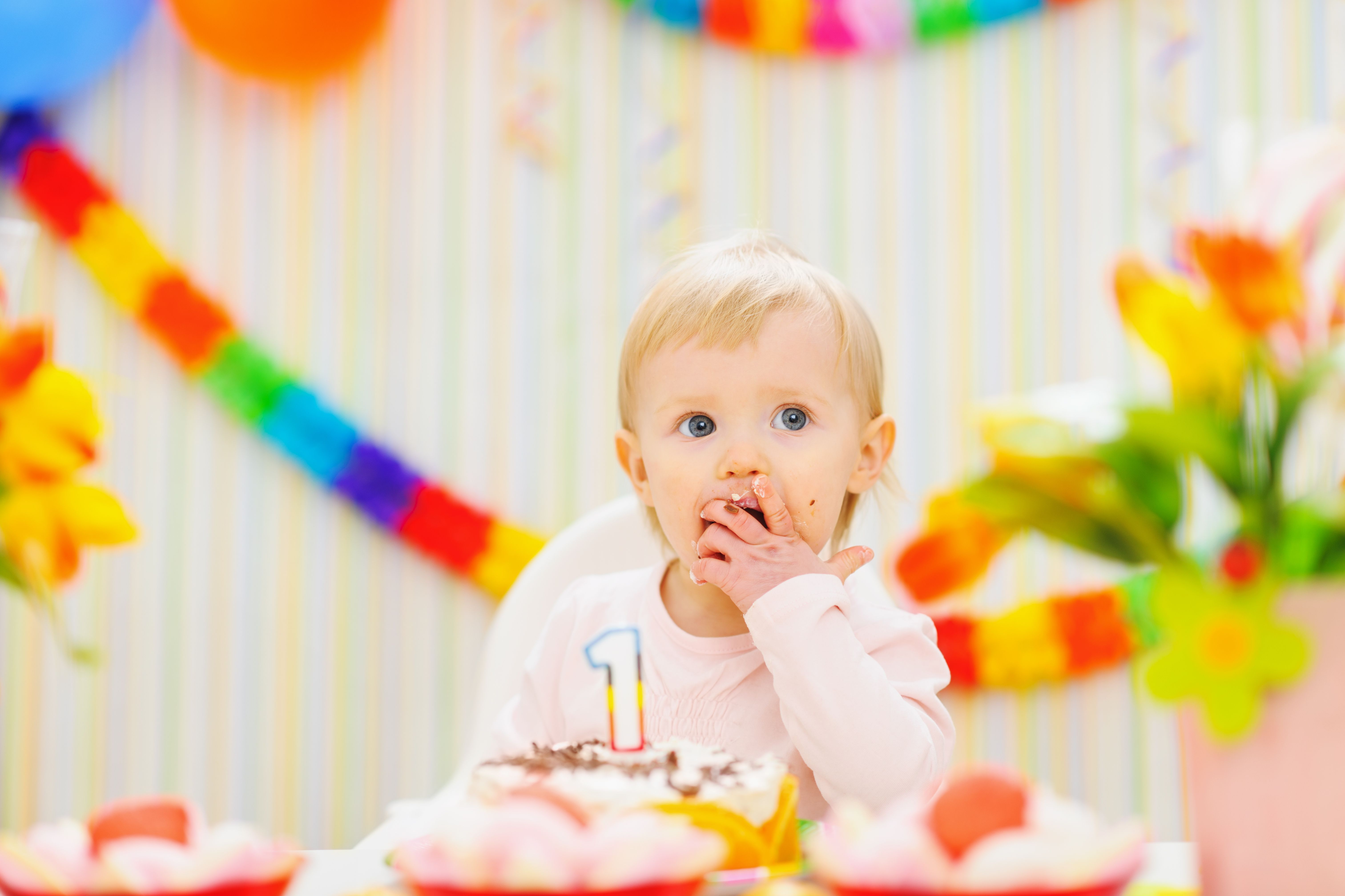 it s party time 43 of the most creative first birthday party ideas