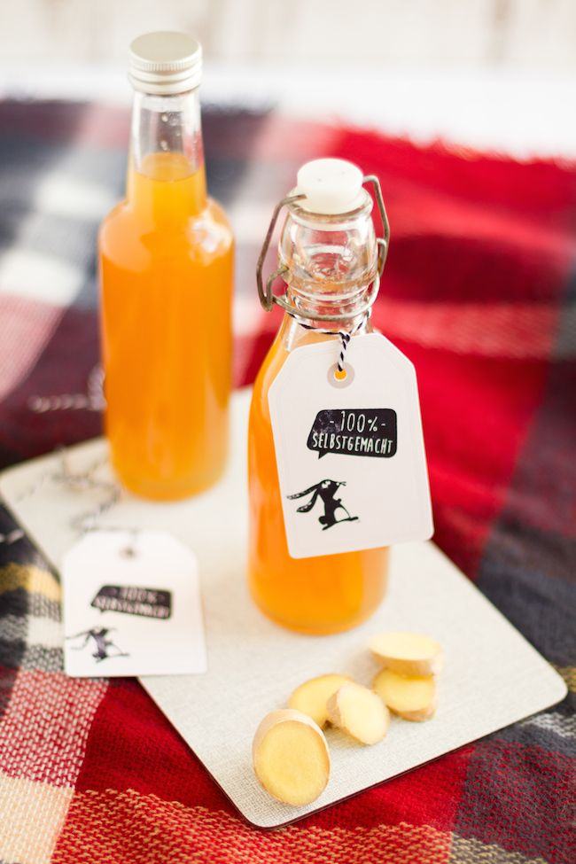 Photo of Ginger syrup