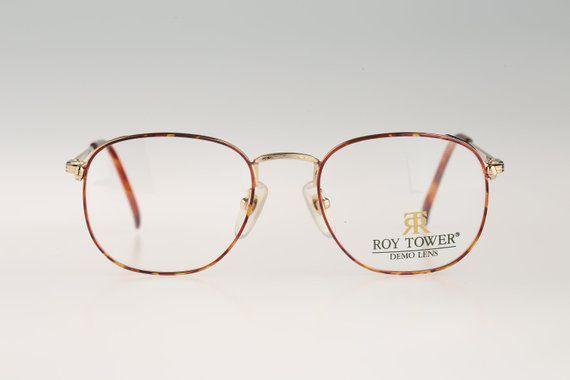 d65fc02294 Vintage square eyeglasses