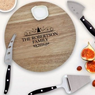 Engraved Cheese Boards Sets Personalised Gifts Shop Engraved Cheese Board Personalized Christmas Gifts Cheese Board Set
