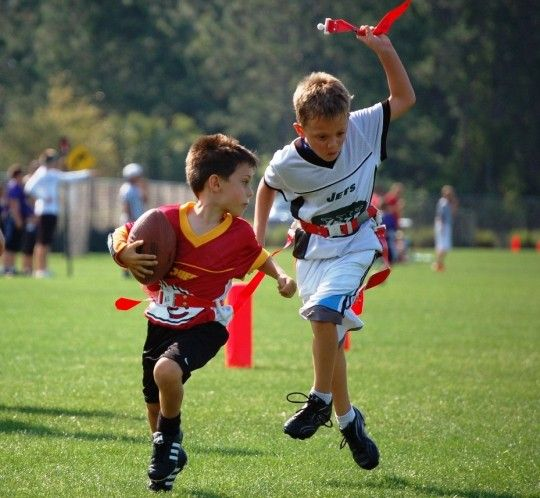 Flag Football October Football Kids Flag Football Kids Events
