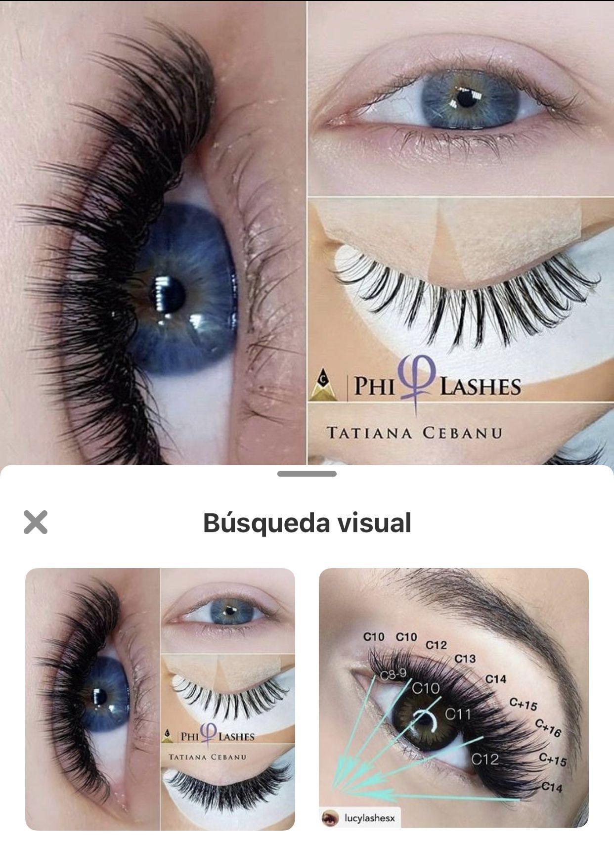#EyeLashesGrowth (With images)   Eyelash extentions ...