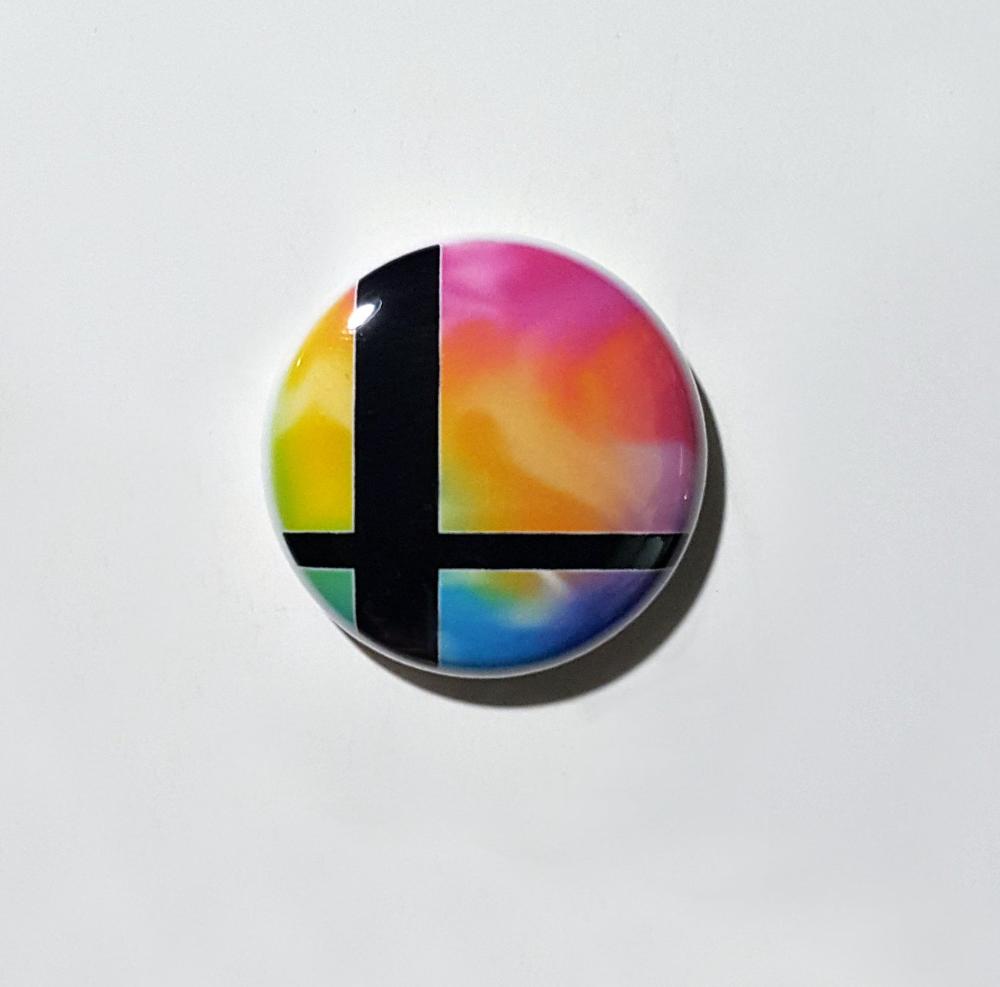 Super Smash Bros Smash Ball 1inch Button Or Magnet Etsy In 2021 Smash Bros Super Smash Bros Super Smash Bros Logo