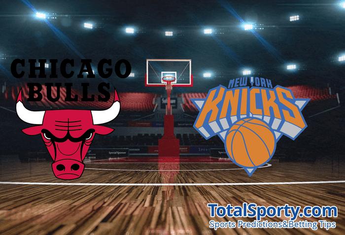 Chicago Bulls Vs New York Knicks Predictions Pick Tips February 29 2020 In 2020 New York Knicks Chicago Bulls Knicks