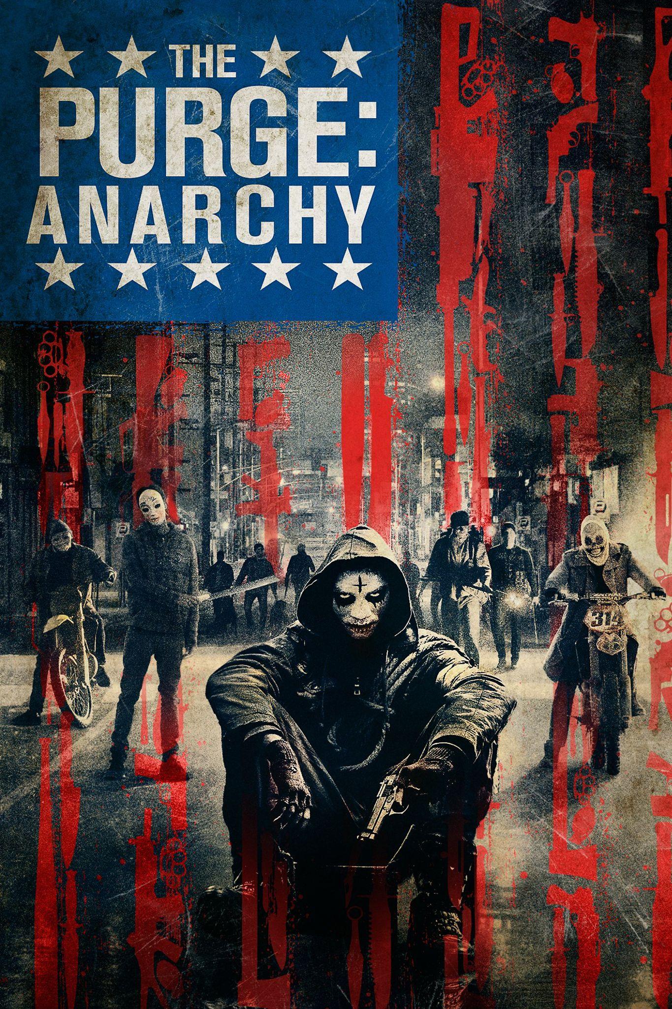 The Purge: Anarchy (2014) | Movies | Pinterest | Fondos