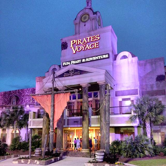 Pirates Voyage Myrtle Beach South