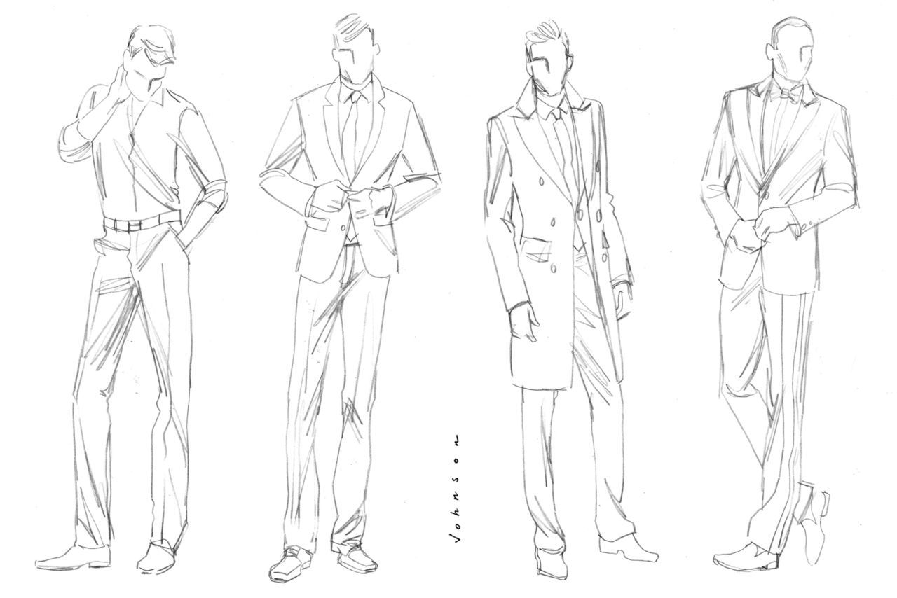 Fashion Design Men Sketches Chispidf | f | Pinterest ...