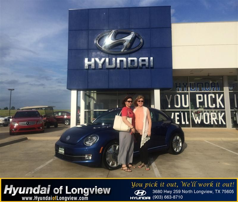 The service at Hyundai of Longview was amazing! They had