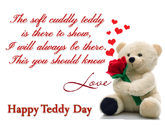 Teddy Day Quotes For Boyfriend And Girlfriend Explore All Major