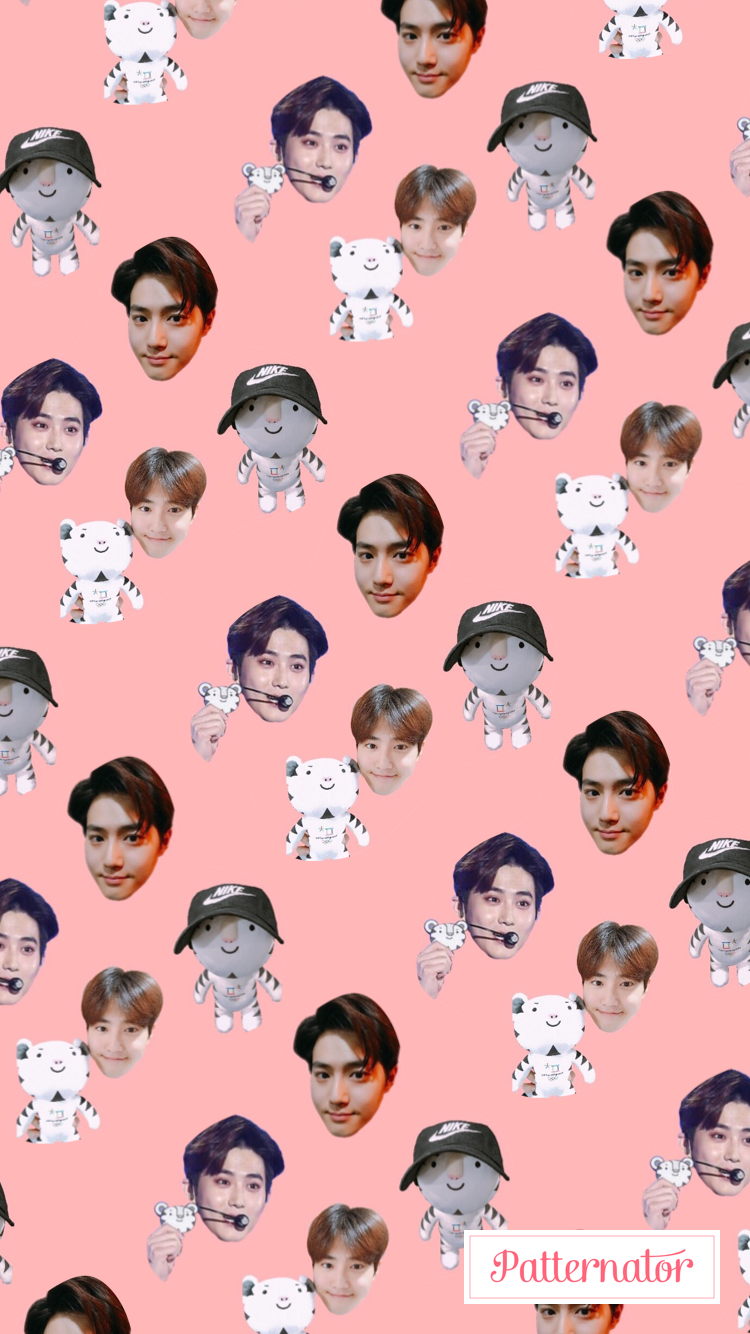 Wallpaper iphone exo siamzone - P1bhn7snlh15gg4o5i3o70r10a11 Png 750 1334 Wallpaper Pinterest Exo Suho And Suho Exo