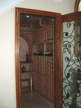 Best Wine Storage Under A Stairway Vista Wine Cellars 400 x 300