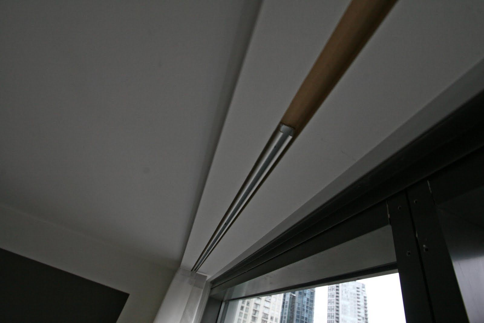 Track Details Part 2 Ceiling Curtain Track Cool Curtains