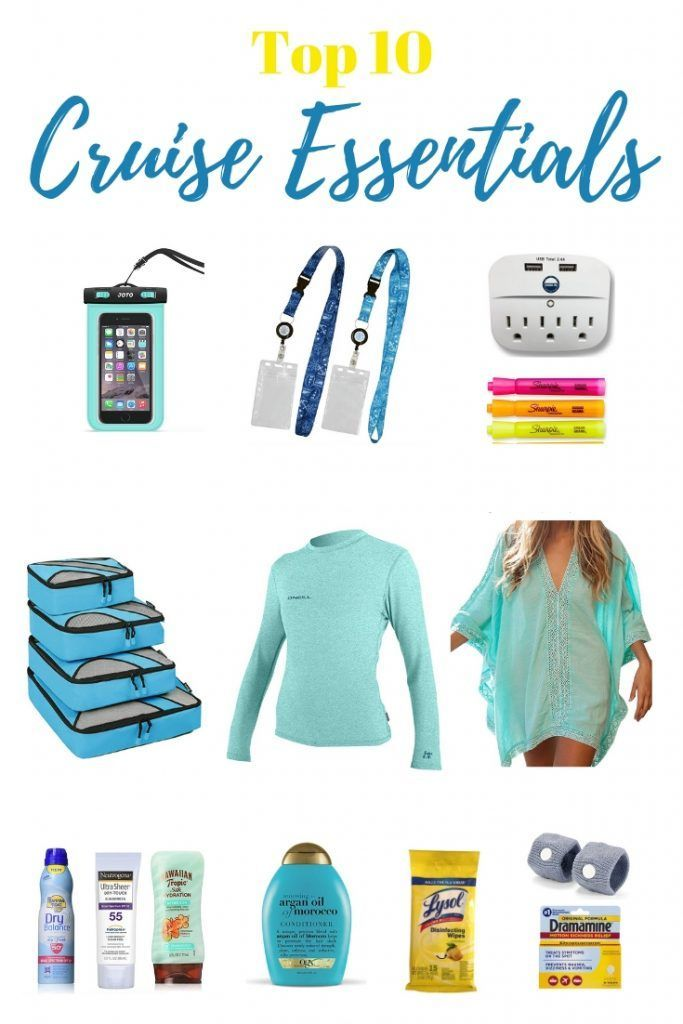 Top 10 Cruise Essentials - What to Bring on a Cruise-- Tanks that Get Around is an online store offering a selection of funny travel clothes for world explorers. Check out www.tanksthatgetaround.com for funny travel tank tops and more travel gadgets and accessories #summercruiseoutfits