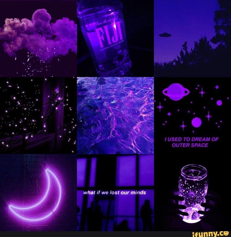Pinterest Azulceleste2001 Purple Aesthetic Aesthetic Colors Aesthetic Collage