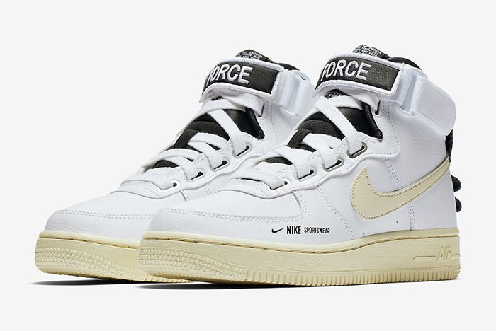 huge discount a4ec4 0a3b2 Nike Introduce a High-Top Air Force 1 Utility | nike | Nike air ...