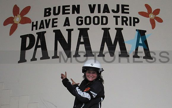miss rider to panama missrider s motorcycle rides pinterest