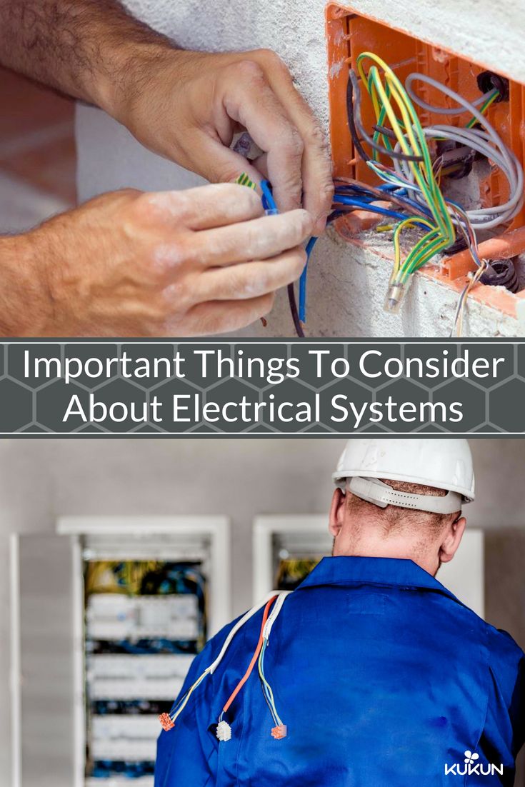 Important Things to Consider in Electrical Work When Renovating ...