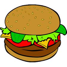 Imagen Relacionada Food Clipart Hamburger Images Food Clips