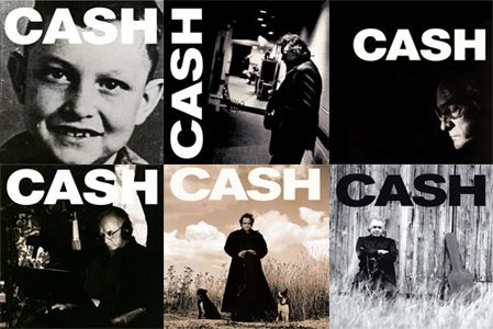 Johnny Cash American Recording Series I VI 180g 7LP