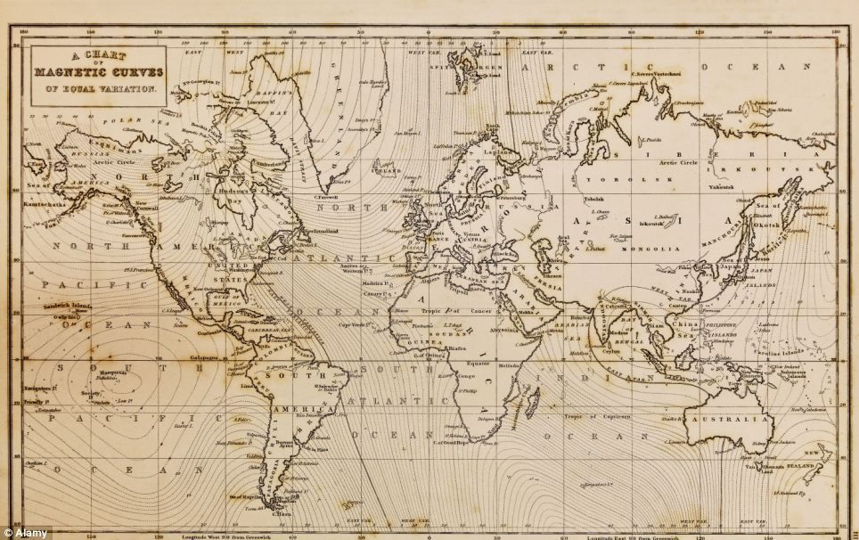 Ancient map of british isles is bizarre and distorted hand drawn ancient map of british isles is bizarre and distorted gumiabroncs Image collections