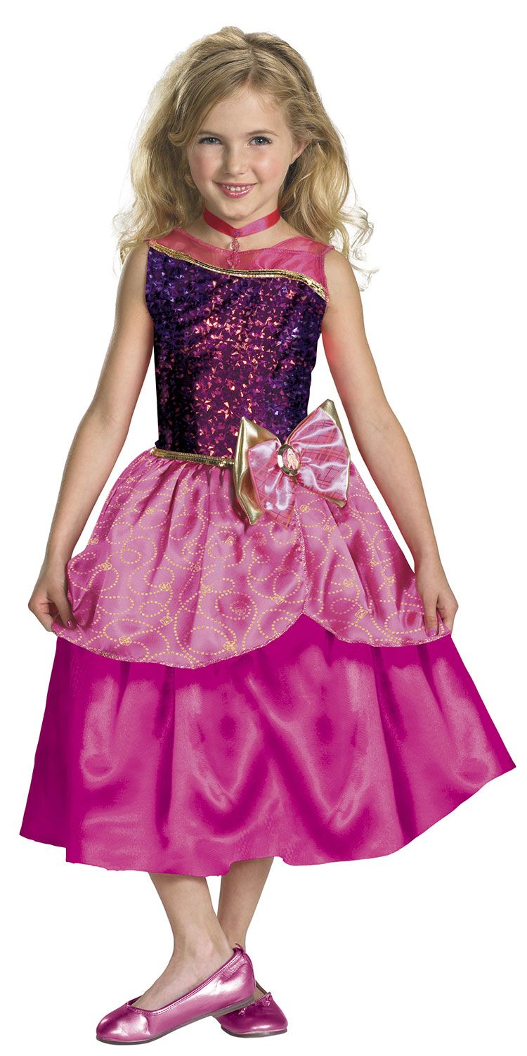 princess costumes for girls | Girls Deluxe Barbieu0027s Princess Charm School Costume - Barbie Princess .  sc 1 st  Pinterest & princess costumes for girls | Girls Deluxe Barbieu0027s Princess Charm ...