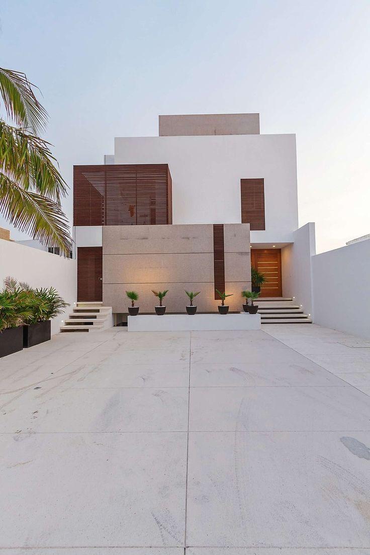 Casa jlm by enrique cabrera arquitecto for Minimalist residential architecture