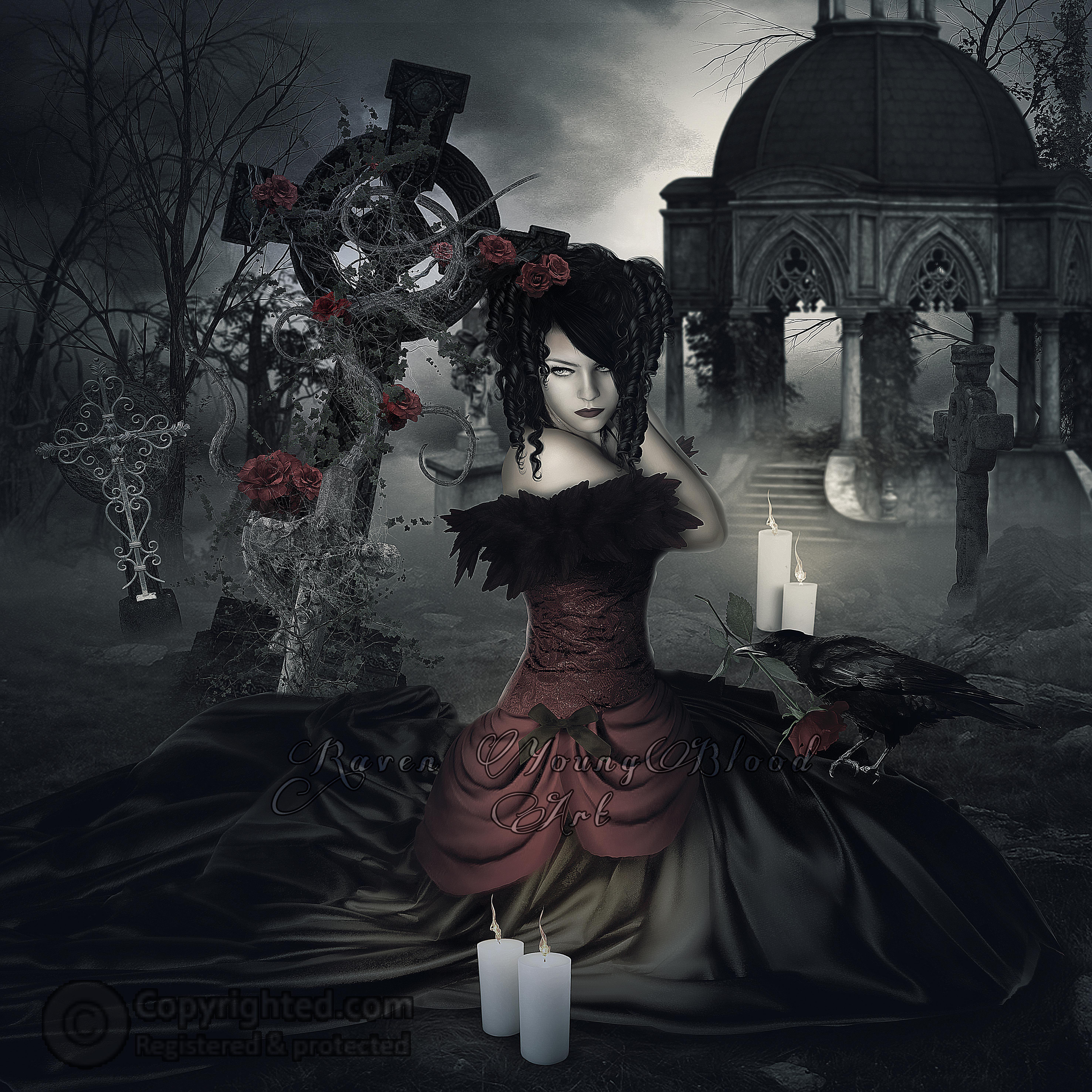 Love Dies. Romantic Gothic Manipulation And