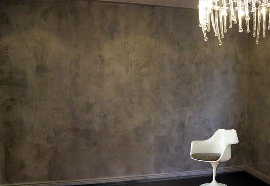 Adventures In Color Washing Efectos de pintura, Microcemento y Café - paredes de cemento