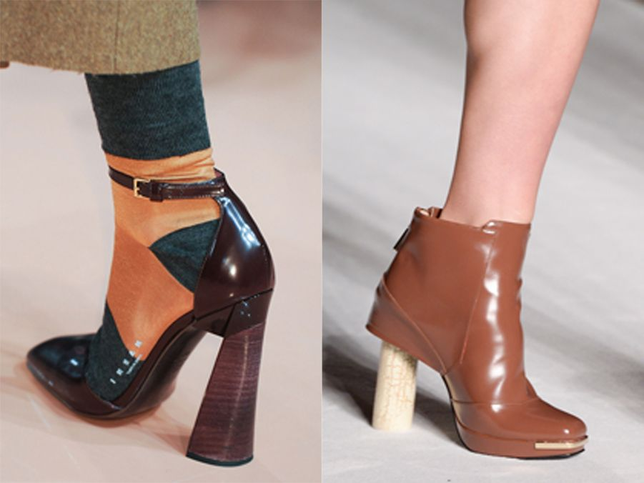TREND BITE: FALL/WINTER 2015-16 FOOTWEAR – CONTEMPORARY 70 ...