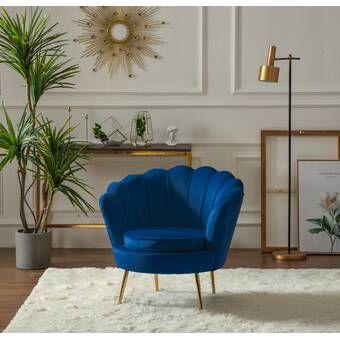 Highlandville Barrel Chair