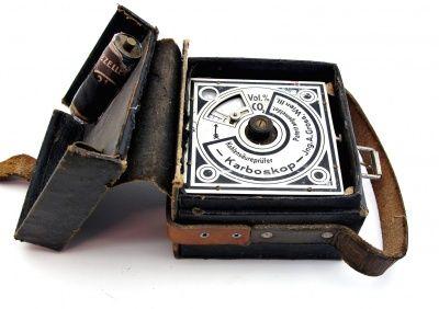 Karboskop i taske