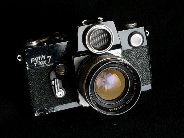 Petri Flex7 by Paulo J Moreira, via Flickr