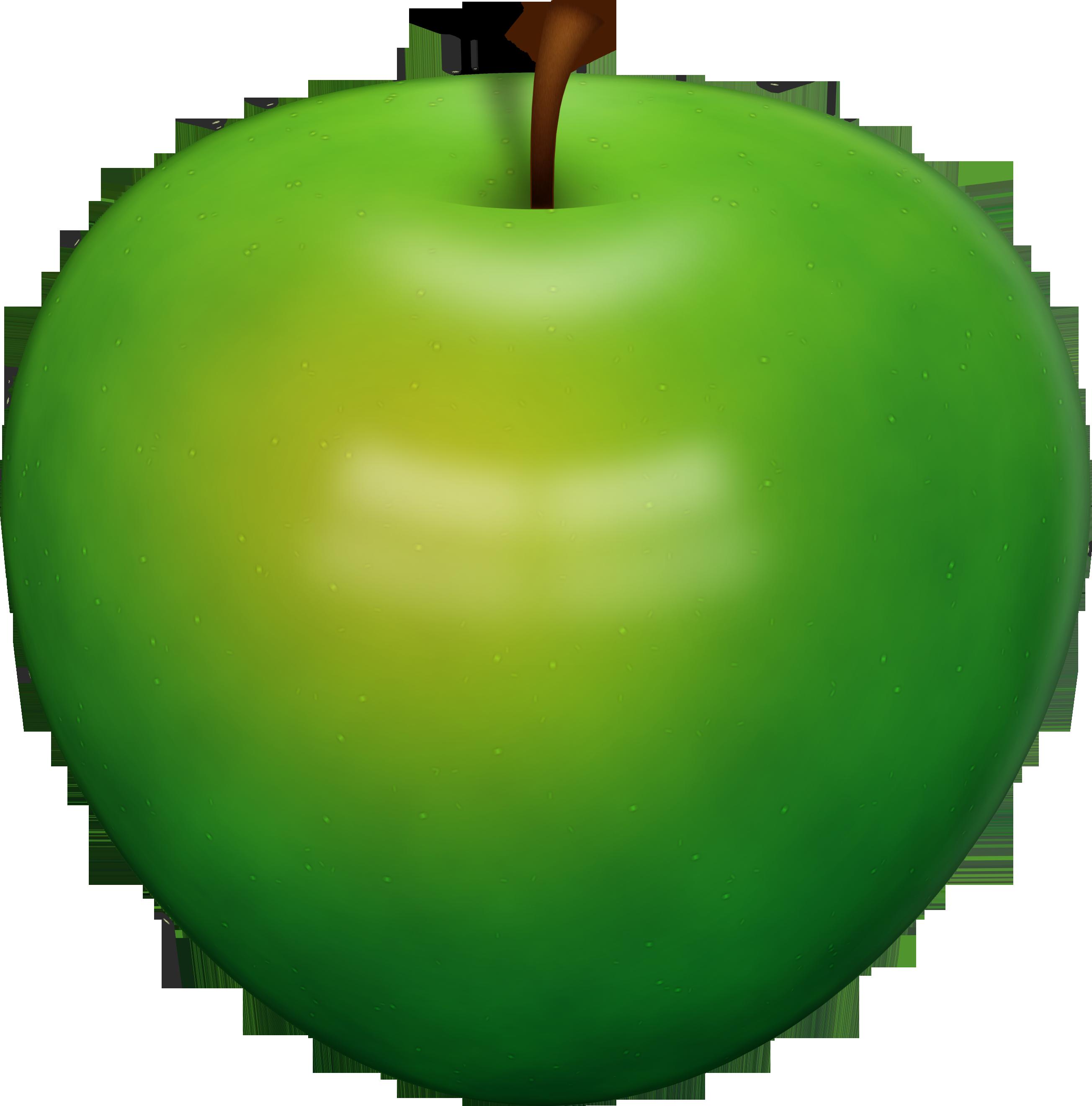 Green Apple S Png Image Apple Green Apple Green
