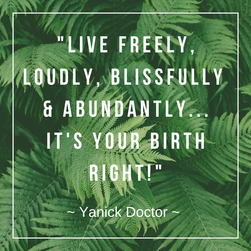 11 Inspirational quotes Live Freely Loudly Blissfully and Abundantly