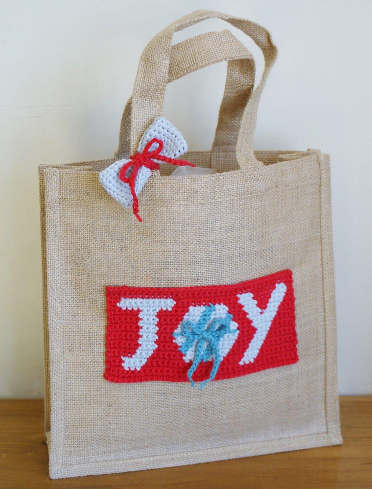 Joy gift bag free holiday crochet pattern crochetholic joy gift bag free holiday crochet pattern bankloansurffo Gallery
