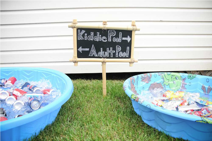End Of Summer Party Ideas Adult Party Ideas Party Birthday