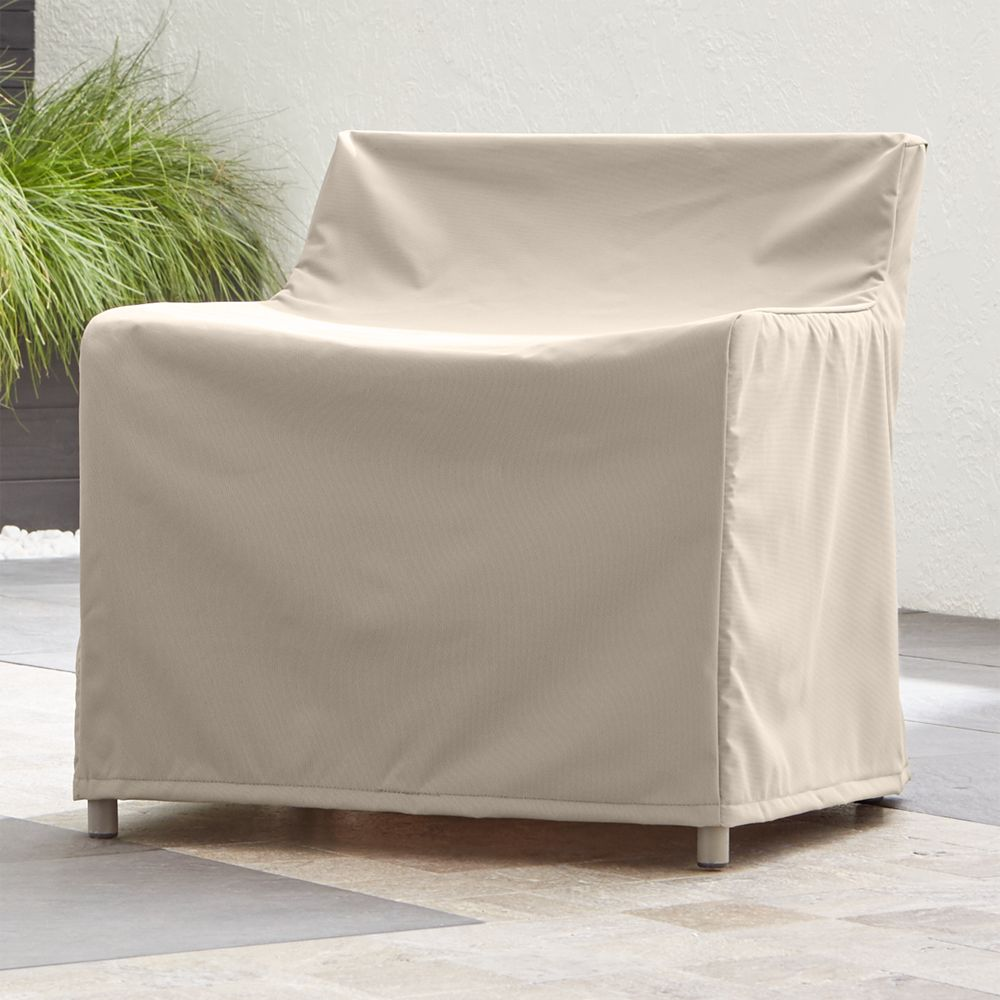 Morocco Lounge Chair Cover Outdoor Patio Furniture Cover Patio