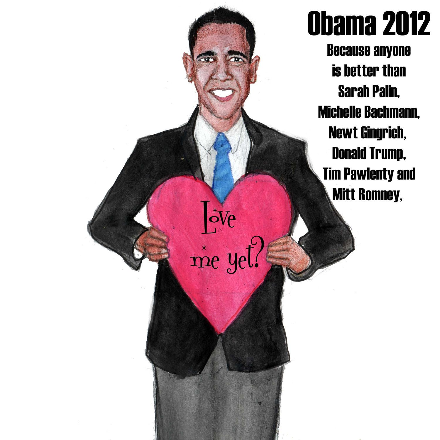 Pin by victoria davis on this and that pinterest obama valentines day greetings barack obama greeting card card sentiments congratulations card kristyandbryce Choice Image